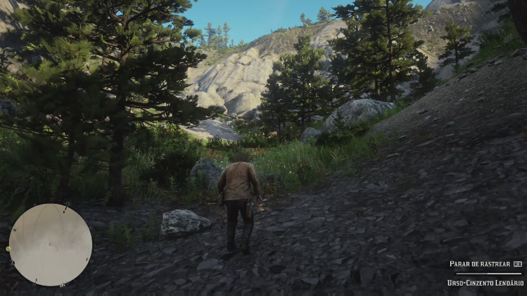 Noaxis playing Red Dead Redemption 2