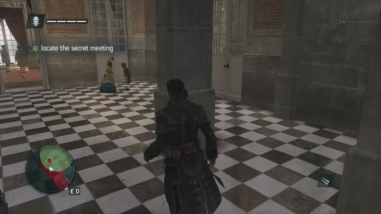 UnKn0WnEdit playing Assassin's Creed Rogue