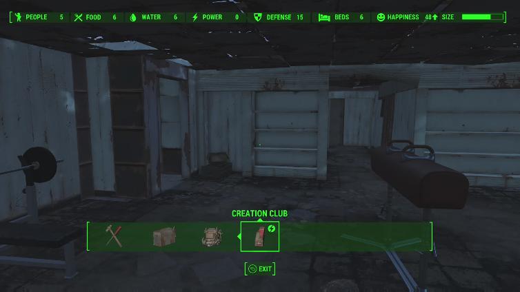 Malacath playing Fallout 4